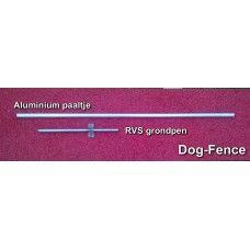 Aluminium-Paaltjes voor Safety (Dog) Fence